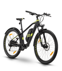 R Raymon HardRay E-Nine 2.5 Street Black / Lime S