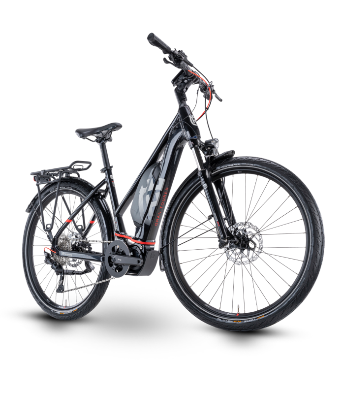 Husqvarna Bicycles Gran Tourer 3 Black / Red L