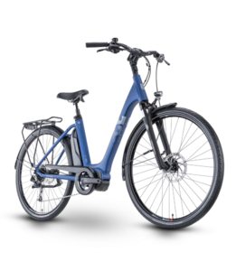 Husqvarna Bicycles Eco City 3 Blue / White Matt L