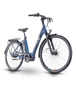 Husqvarna Bicycles Eco City 4 CB Darkblue / White Matt L
