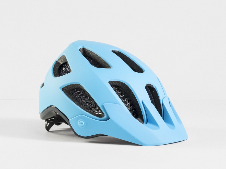 Bontrager Helmet Rally WaveCel Medium Azure/Nautical Navy CE